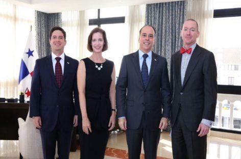 Estados Unidos nombró a un nuevo encargado de negocios en Panamá