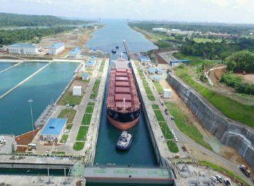 Efecto pandemia: 12 millones de toneladas de mercancía dejaron de pasar por el Canal de Panamá entre mayo y junio