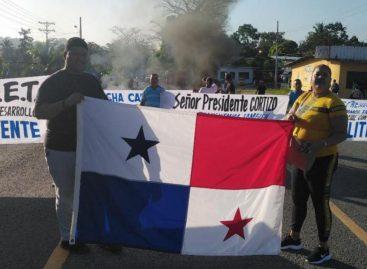 En alerta las autoridades por llamado a huelga en Colón