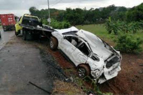 Preocupación por incremento de accidentes de tránsito: Piden a conductores respetar normas de tránsito