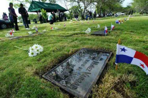Inician exhumación de víctimas del 20 de diciembre de 1989