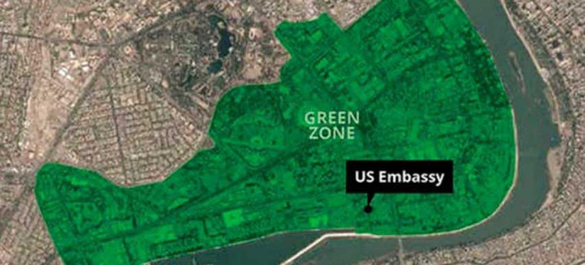 Proyectiles impactaron base militar en Bagdad con presencia de EEUU