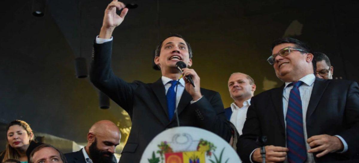Panamá y el Grupo de Contacto apoyan en Guaidó en pugna con junta directiva paralela del Parlamento