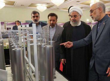 Irán afirma que está enriqueciendo más uranio antes del pacto nuclear