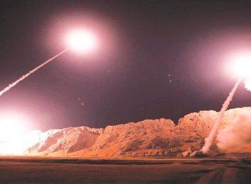 Pentágono confirmó ataque con misiles a dos bases con tropas de EEUU en Irak