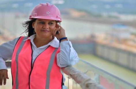 Ilya Espino asume el segundo cargo más importante del Canal de Panamá