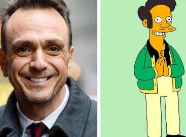 El actor de doblaje Hank Azaria se retira The Simpsons