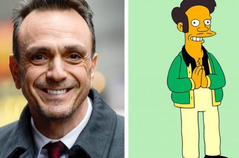 El actor de doblaje Hank Azaria se retira The Simpsons