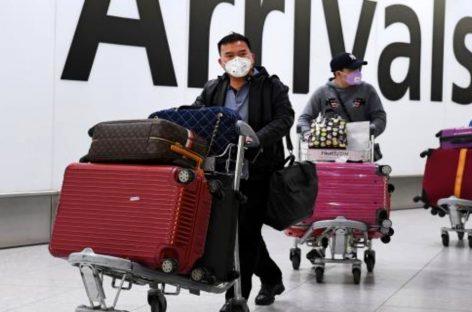Francia confirma dos casos de coronavirus en Europa: Los primeros en Europa