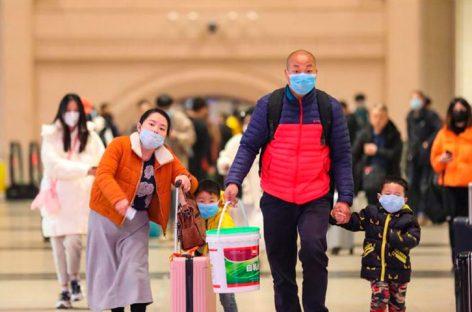 China «sella» tres ciudades para evitar propagación del coronavirus