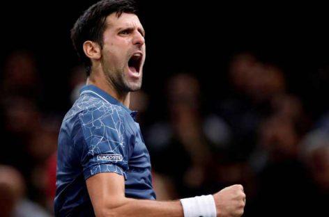 Novak Djokovic avanzó a la final del Abierto de Australia