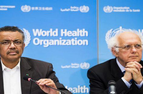OMS declaró emergencia internacional ante avance del coronavirus