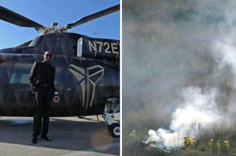 Piloto del helicóptero de Kobe Bryant fue advertido de que volaba «peligrosamente bajo»