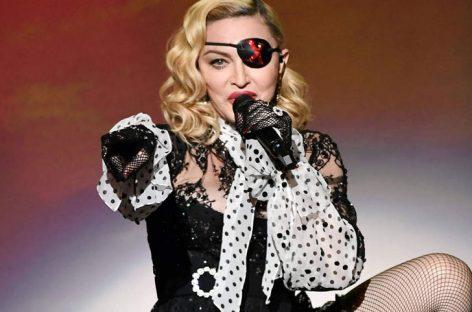 Madonna critica a Trump por la «guerra que inventó con Irán»
