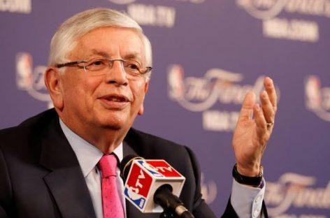 Murió David Stern, excomisionado de la NBA
