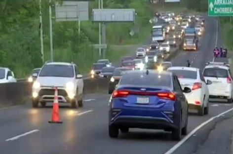 Las estrategias para disminuir el tráfico en la vía Interamericana