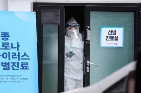 Corea del Sur activó medidas extraordinarias para frenar al coronavirus