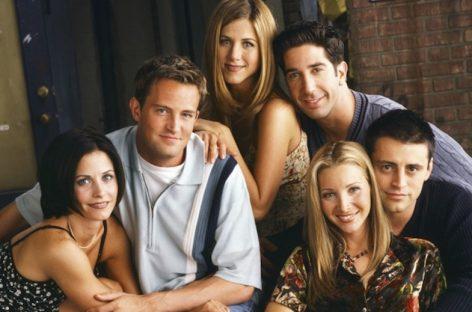 Elenco de «Friends» regresa 16 años después del final de la serie