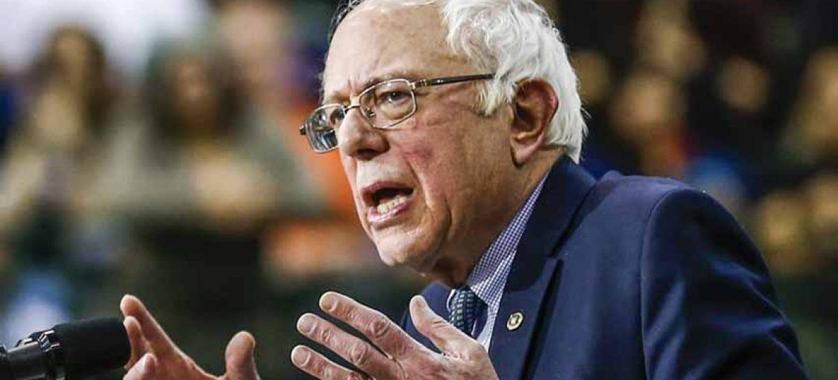 Proyecciones dan ganador a Sanders en primarias de New Hampshire