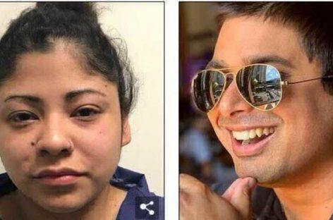 Hija de exsecretario de Inteligencia acusada por apuñalar a sujeto