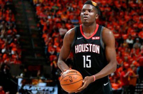 Rockets traspasan a Clint Capela a los Hawks de Atlanta