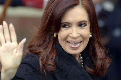 Anulan orden de prisión contra Cristina Fernández