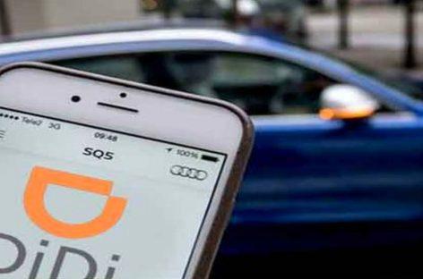 Plataforma de transporte china  DiDi inició campaña de afiliación de conductores