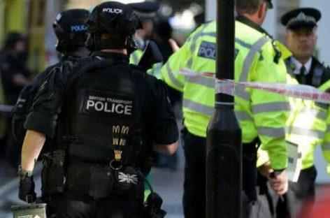 Varios acuchillados y un muerto en Londres por incidente terrorista