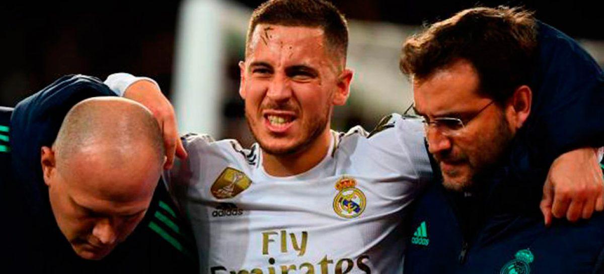 Hazard podría disputar el próximo juego del Real Madrid