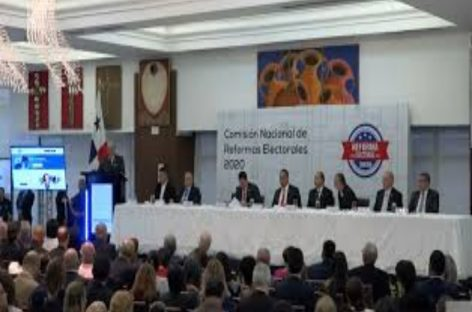 EL 5 de marzo se comenzarán a debatir las reformas al Código Electoral