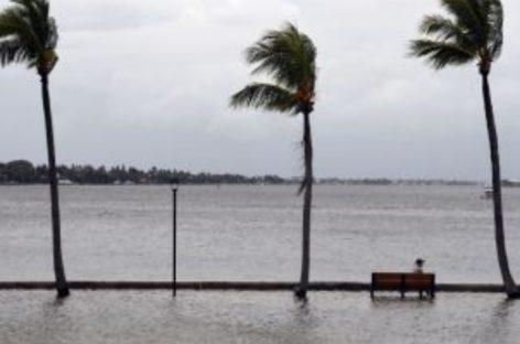Sinaproc mantiene advertencia por fuertes vientos en el país