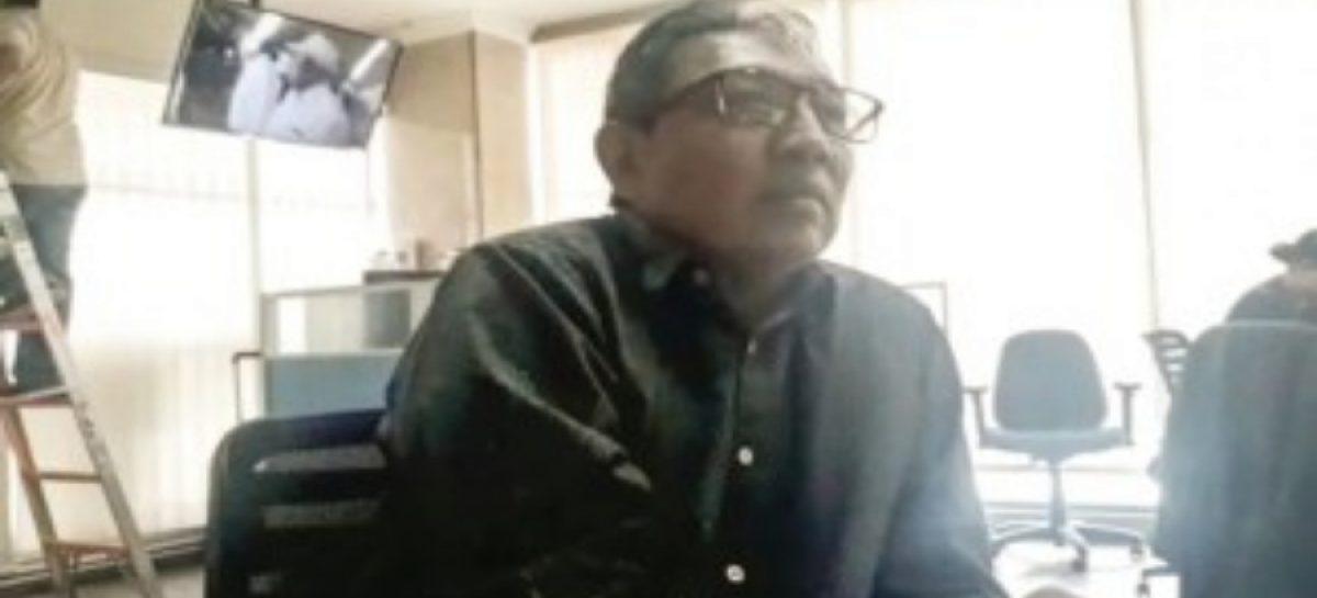 Suplente de Arquesio Arias dice que el diputado sigue manejando «todo»