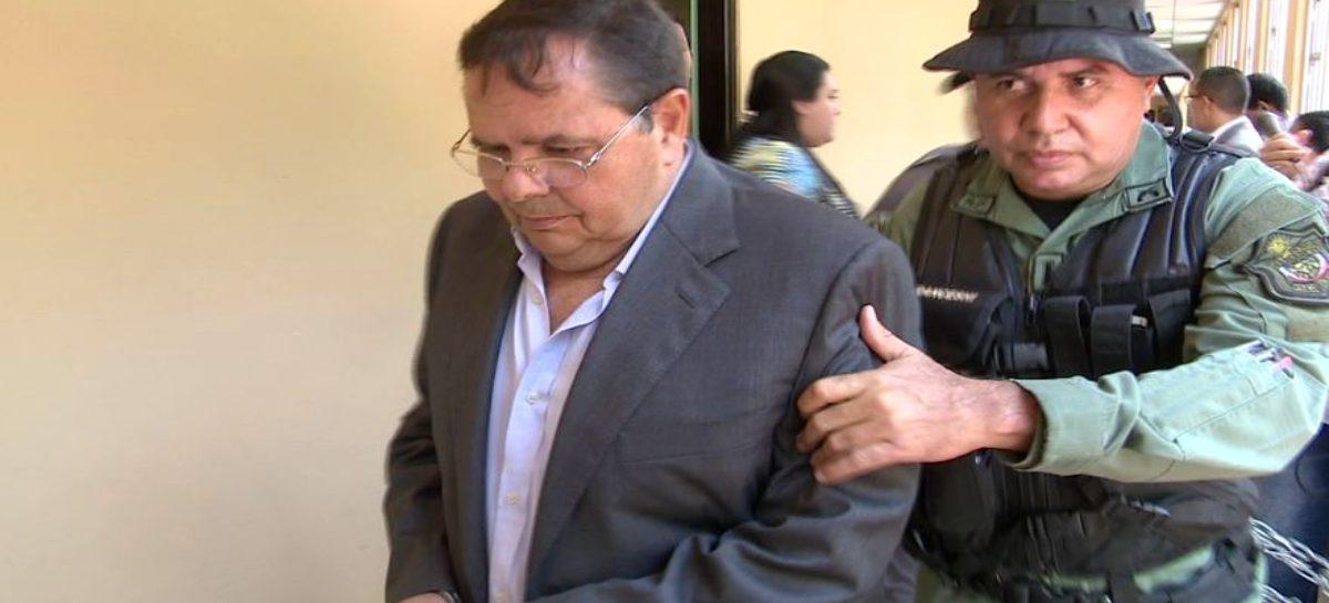 Niegan solicitud de prisión domiciliaria para Luis Cucalón