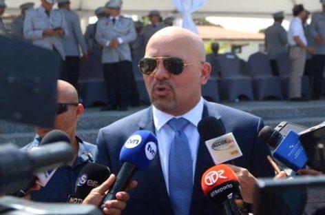 Mirones y Romero salen de sus cargos: El nuevo ministro de Seguridad se graduó en Venezuela