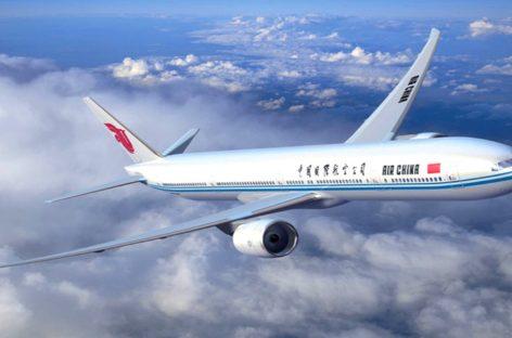 Air China mantendrá la suspensión de la ruta Panamá-Houston