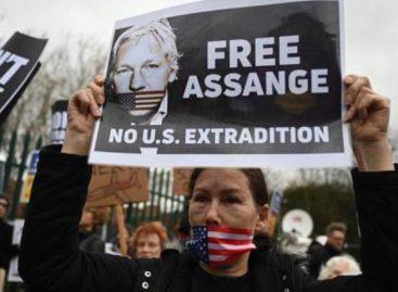 Inició juicio de extradición a EEUU para Julian Assange