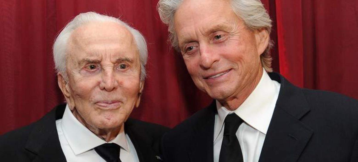 Murió a los 103 años el legendario actor Kirk Douglas