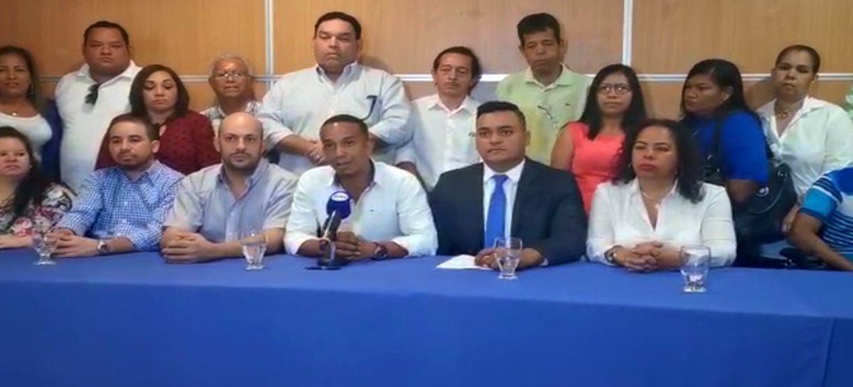 Miembros disidentes de Cambio Democrático anuncian la conformación de un nuevo partido martinellista