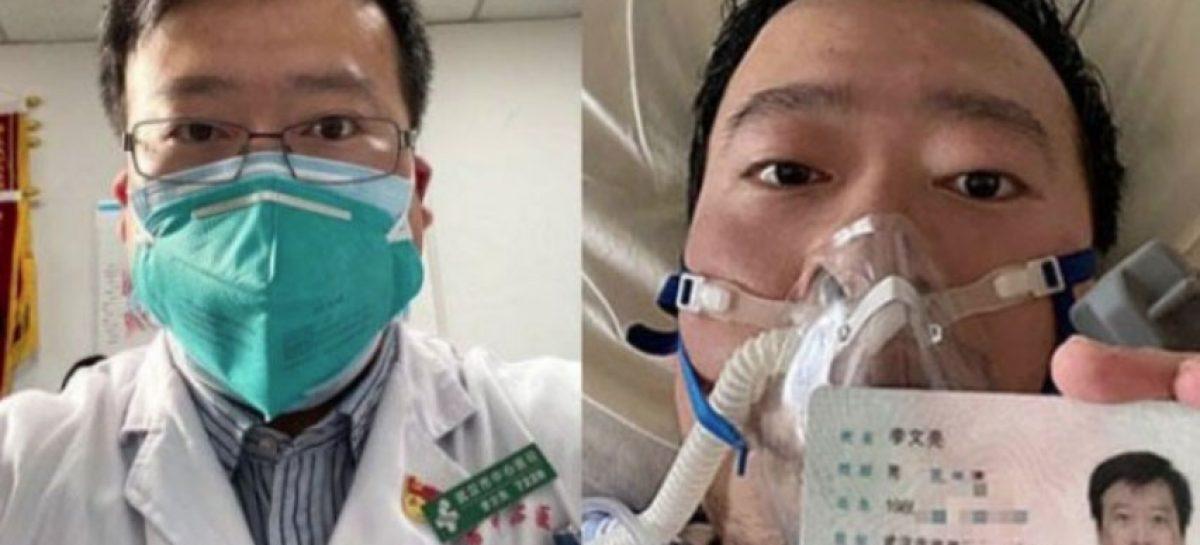 Confirmaron muerte del médico chino que alertó sobre el coronavirus