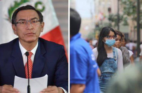 Perú endurece toque de queda para zonas que incumplen confinamiento