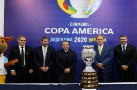 Conmebol decide que la Copa América se jugará en 2021
