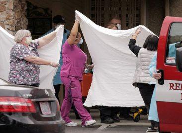 Cifra de fallecidos en EEUU por el coronavirus se elevó a seis