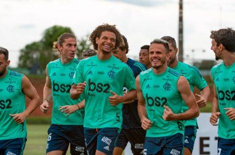 Flamengo iniciará su defensa de la Libertadores con algunas bajas