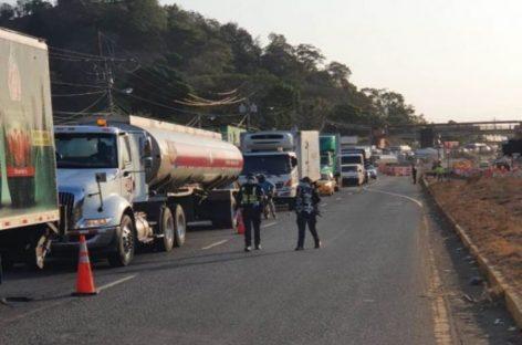 Autoridades supervisan cerco sanitario en Panamá, Panamá Oeste y Colón