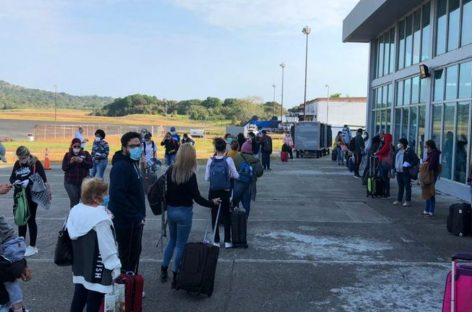 Retornaron al país 46 panameños procedentes de Colombia