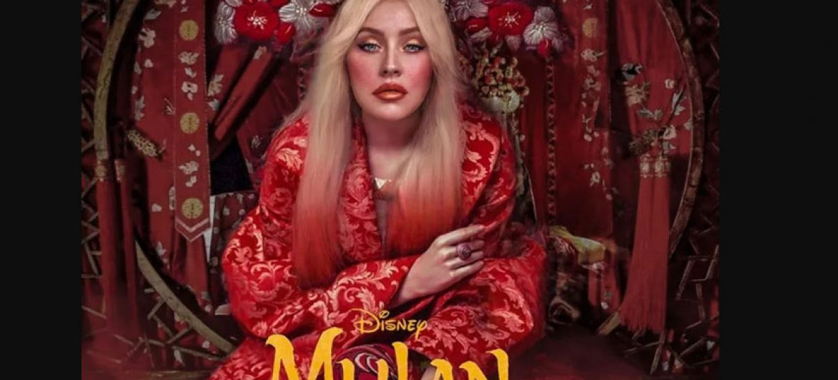 Christina Aguilera regresa a la industria con la banda sonora de Mulan