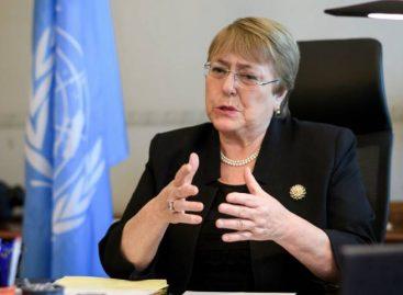 Bachelet alertó sobre impacto social de las medidas contra COVID-19