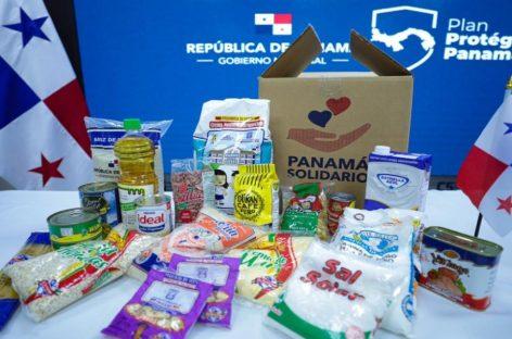 Gobierno entregará más bolsas del plan «Panamá Solidario»
