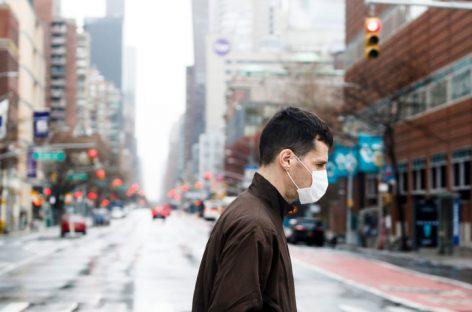 Nueva York multará a quienes no respeten el distanciamiento social