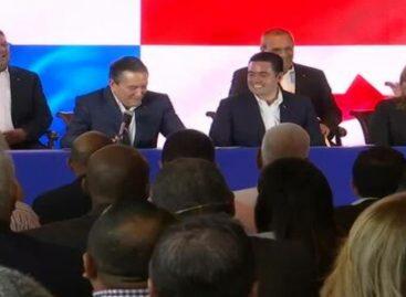 Cortizo reta a Molirena y asegura que próximo ministro de gobierno será de PRD